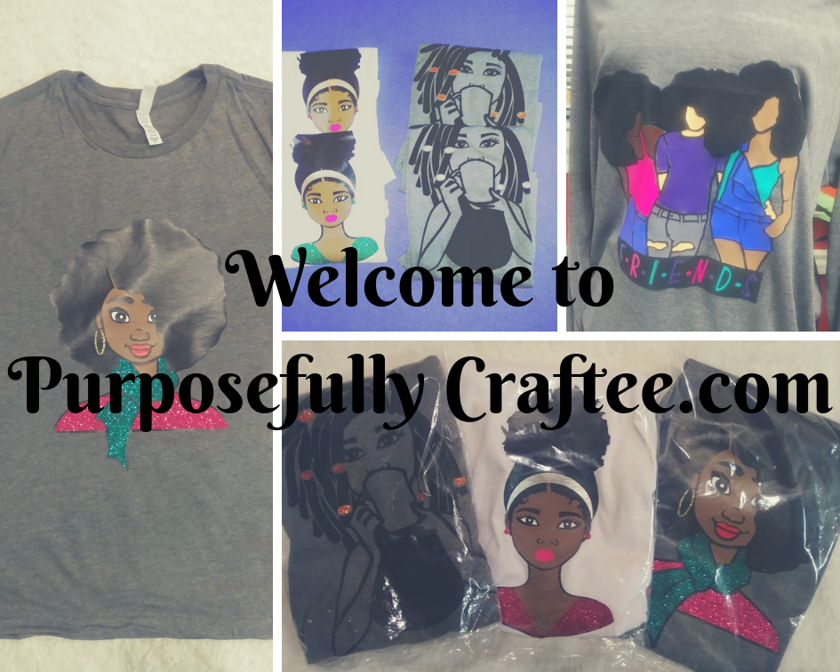Welcome to Purposefully Craftee